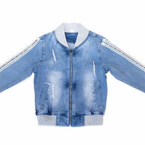 Куртка 134256-8 голубой