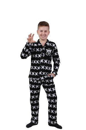 """Пижама детская """"Енотик"""" для мальчиков"""