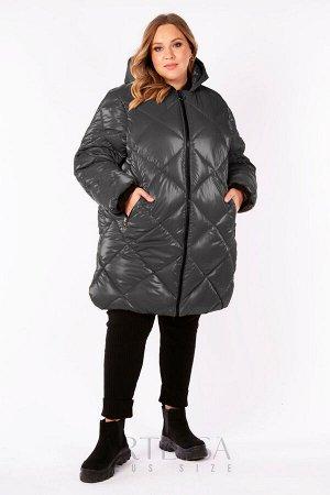 Пальто PL25333GRY23