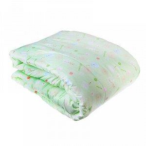 """С Одеяло """"Стандарт"""" стеганое, облегченное, 150гр/м, полиэстер, 140х205см"""