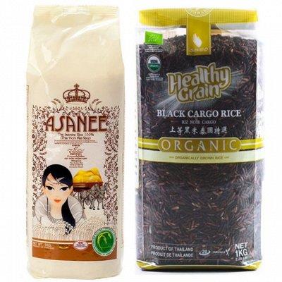 🍣АА: АЗБУКА АЗИИ Только импортные продукты! — {🌱Рис, рисовая мука, масло, тофу} — Крупы