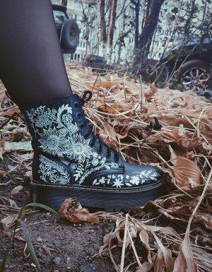 Ботинки женские, демисезонные