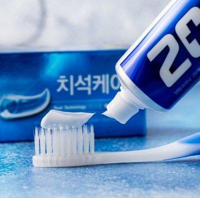 Хиты Кореи за три дня — Уход за полостью рта — Пасты
