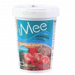"""Сублимированная лапша со вкусом креветки """"iMee Shrimp"""" 65 гр."""