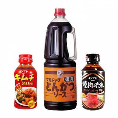 🍣АА: АЗБУКА АЗИИ Только импортные продукты! — [🍗🍤Традиционные соусы] — Соусы и кетчупы