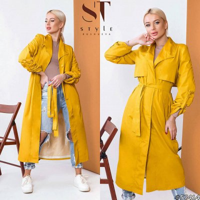 SТ-Style*⭐️Летняя коллекция! Обновлённая! — Плащи, пальто — Верхняя одежда