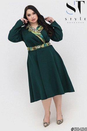 Платье 58436