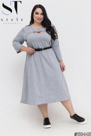 Платье 58445