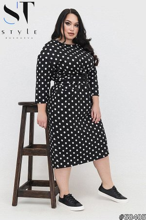 Платье 58405
