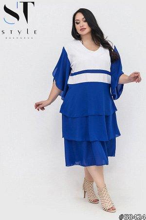 Платье 58424