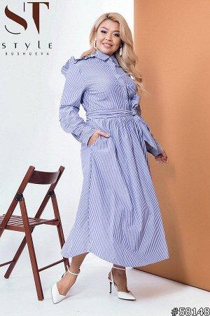 Платье 58148
