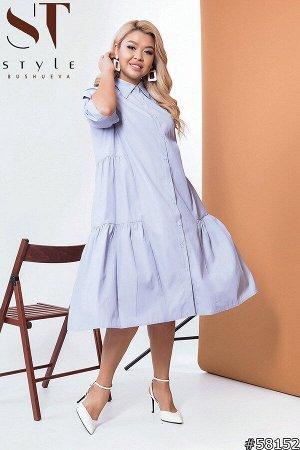 Платье 58152