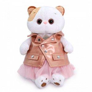 Ли-Ли в юбке и жилетке мягкая игрушка