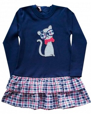 Платье для девочки 2-5 TAKRO Артикул: TAK0081