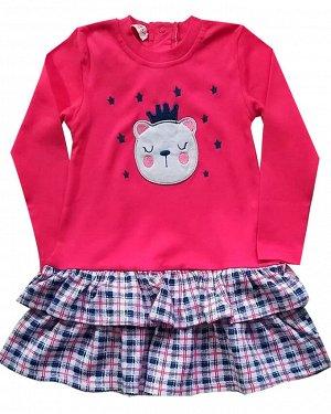 Платье для девочки 2-5 TAKRO Артикул: TAK0080