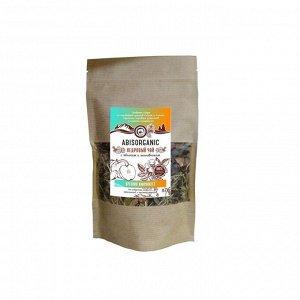 Кедровый чай Abis organic с яблоком и шиповником
