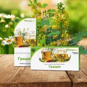 Чайный напиток Дары Природы грация