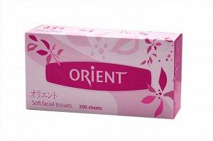 """Салфетки бумажные """"Orient"""" (Япония) 2 слоя  200 шт"""