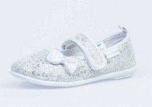 Туфли для девочки Котофей из текстиля
