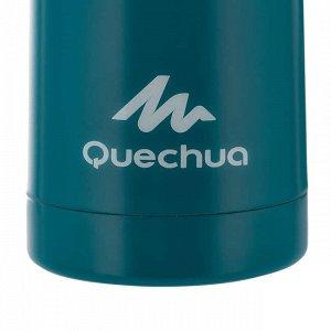 Термос Прочная термобутылка, надежная крышка открывается на четверть оборота, со стаканчиком / 0,4 л.