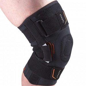 Бандаж для колена поддерживающий для связок Strong 700 TARMAK