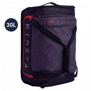 Сумка-рюкзак на колесах Essential 30 литров