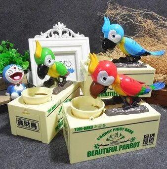 """Часы,игрушки,косметички,канцелярия... Быстрая раздача!!!     — Интерактивные копилки """"воришки"""" — Детям и подросткам"""
