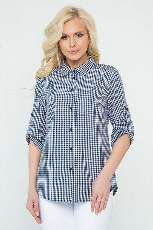 Рубашка из текстильного полотна