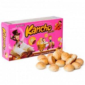 Печенье Канчо c шокол.начинкой 42г 1/32, шт
