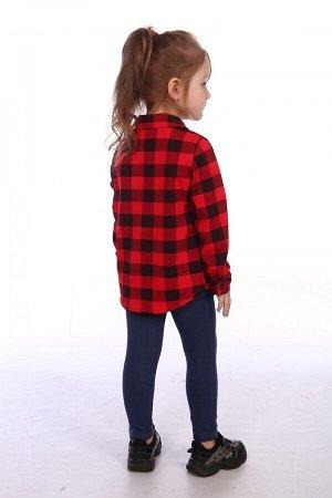 Рубашка Ткань:Кулирка, Состав:Хлопок 100%