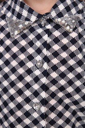 Рубашка Ткань:Кулирка, Состав:100% хлопок