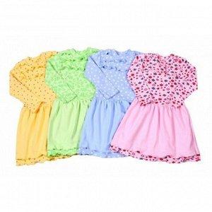 Платье Ткань:интерлок пеньекашкорсе, Состав:100% хлопок