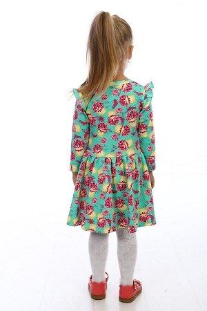Платье Ткань:интерлок, Состав:100% хлопок