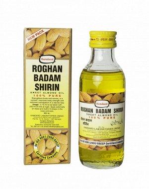 Миндальное масло Rogham Badan Shirin, 100 мл
