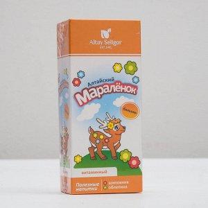 Бальзам Altay Seligor «Алтайский мараленок» Витаминный, для детей, 200 мл.