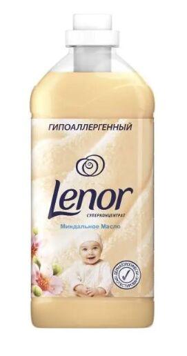 LENOR Конц. кондиционер для белья Миндальное Масло 2л