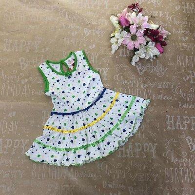 (2095)Бюджетная одежда для всей семьи — Детские ночные сорочки — Одежда для дома