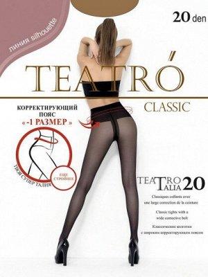 Колготки корректирующие, Teatro, Teatro Talia 20