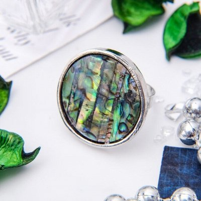 Бижутерия ☜♡☞Женская радость☜♡☞ — Кольца, стилизованные под камень — Кольца бижутерия