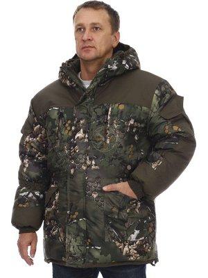 Куртка Шторм зимняя (таслан кмф)