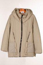 Женская куртка на молнии 248290 размер 60, 62, 64, 66