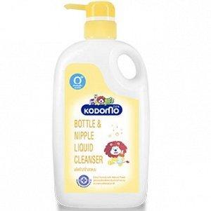 """LION """"Кодомо"""" Жидкость для мытья бутылок и сосок (0+) 750мл /12шт/Таиланд"""
