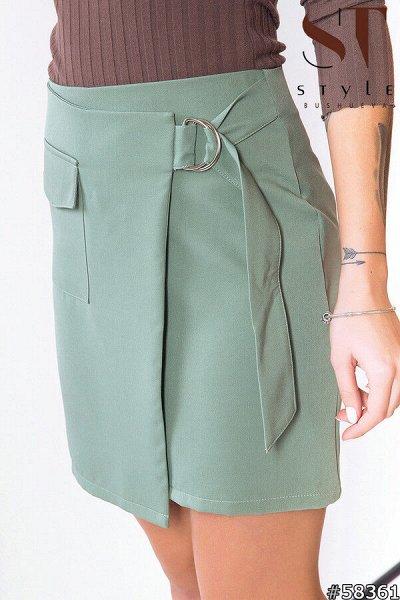 ST STYLE🌸 NORM SIZE  Лето 2021 — Юбки — Прямые юбки