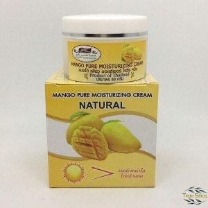 Тающий крем для лица Манго натуральный 100%