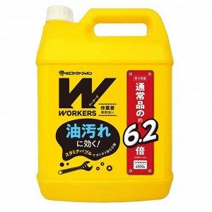 Жидкое средство для стирки сильнозагрязненной экипировки для спорта и одежды специалистов 4500 гр