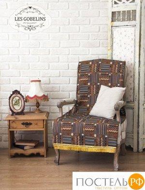 Накидка на кресло гобелен 'Mexique' 80х130 см
