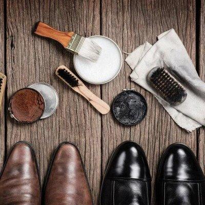 Летом дешевле! Осенняя одежда и аксессуары!  — Уход за обувью — Для ухода за обувью