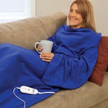 Всё что нужно для дома и семьи! Выгодный весенний шопинг! — Одеяла электрические — Двуспальные и евроразмер