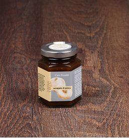Горчица из персиков Casa Rinaldi, 120 г