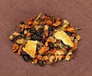 Чай травяной Имбирный лис, 50г